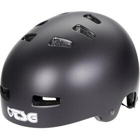 TSG Evolution Solid Color Helmet Kids satin black